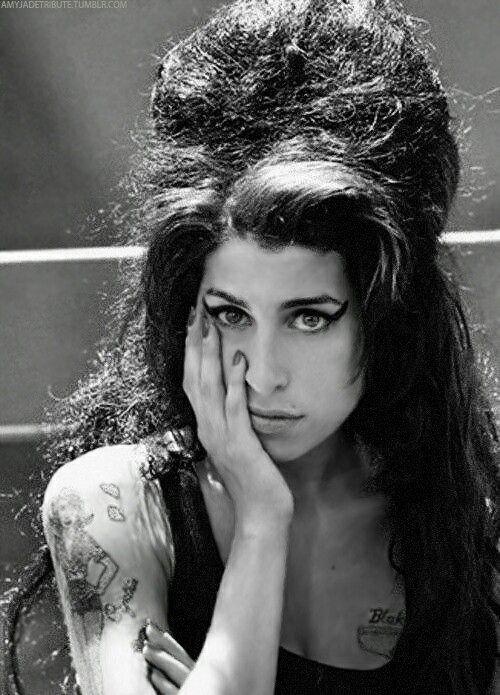 'Some men do think I'm a psycho bunny-boiler.' - Amy Winehouse