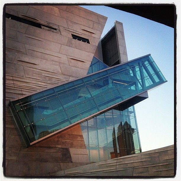 Perot Museum in Dallas, Texas by Morphosis