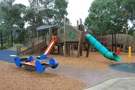 Hays Paddock - Kew East - Melbourne - great for the younger kids