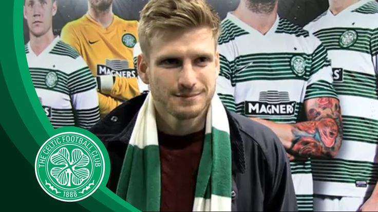 Celtic FC - Stuart Armstrong's signing interview with Celtic TV on Celtic's official YouTube Channel
