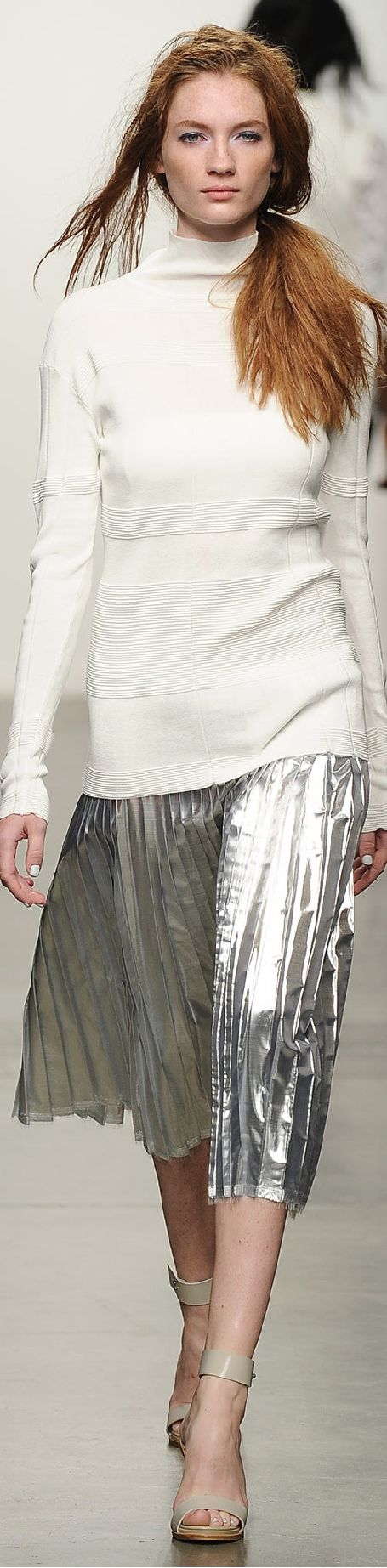 Spring 2015 Ready-to-Wear Tess Giberson