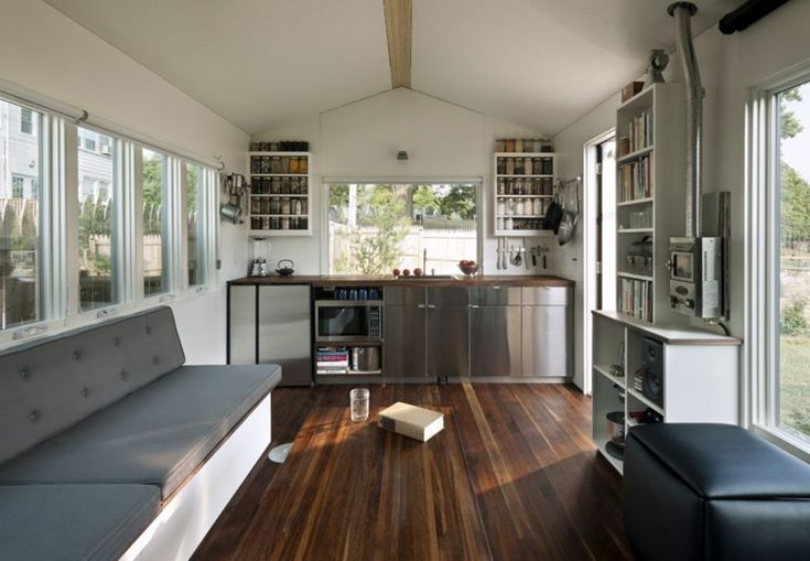 20 Modern Tiny House Interior Design Ideas For Your Inspiration