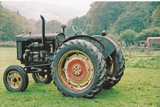 For the Love of Rusty Old Tractors - Tractors - Farm Collector Magazine