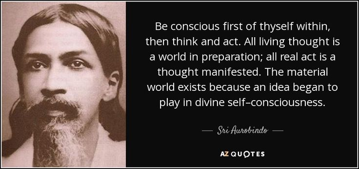 TOP 25 QUOTES BY SRI AUROBINDO (of 189) | A-Z Quotes