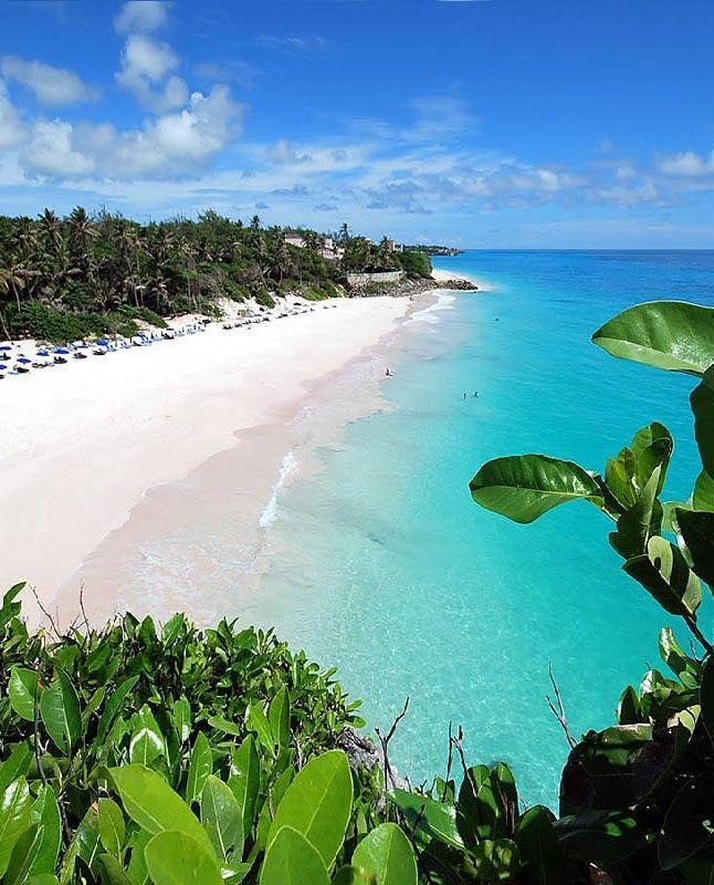 Crane Beach,Barbados: