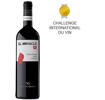 El MIRACLE 120 ANIVERSARIO is a wine created to commemorate 120 years of savoir faire and to celebrate the miracle of turning grapes into wine. A wine with a history revealing new flavours to us.