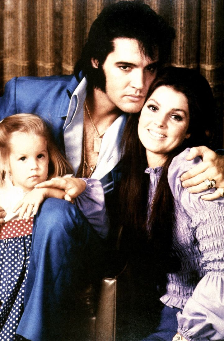"Priscilla Presley on Her Marriage to Elvis Presley: ""He Never Saw Me Without Makeup!"""