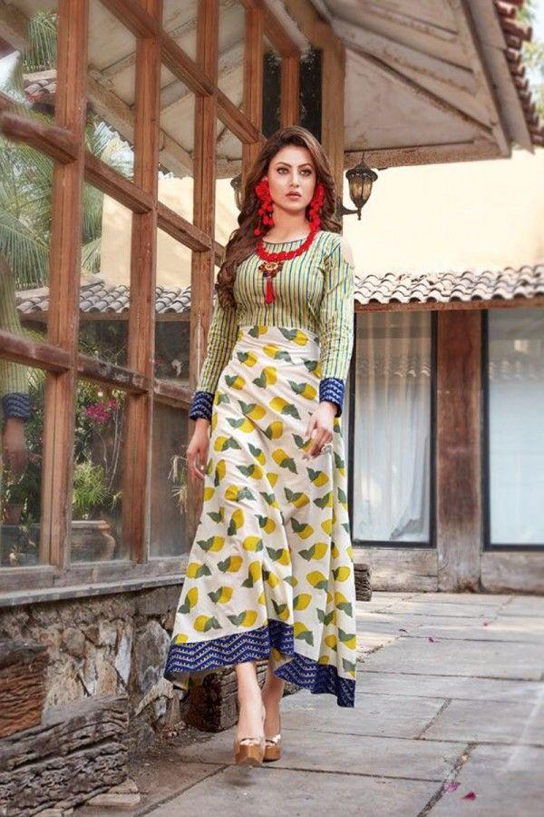 b6bca5d3d2 Kajal style mumtaz vol-1, mumtaz vol-1 by kajal style, Kurtis, Cambric  Cotton Kurtis,Tafeta Silk Kurti,Printed Kurtis,Kurtas,Cotton Kurtis, Embroidered ...