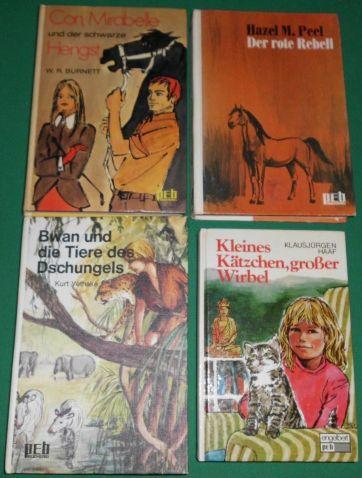 PEB-Reihe: Tierbücher