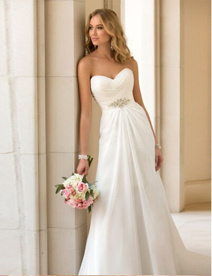 Top 25 best Elegant wedding gowns ideas on Pinterest Fall