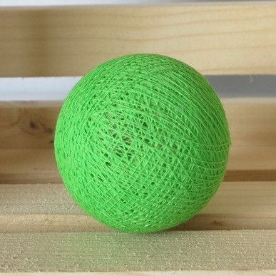 Vihreä laadukas valopallo. Kaikki valopallot edullisesti täältä: http://www.valopallot.fi/product/108/valopallo-vihrea-5-kpl