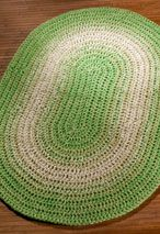I've been wanting to crochet some rugs for several years now . . . maybe one day