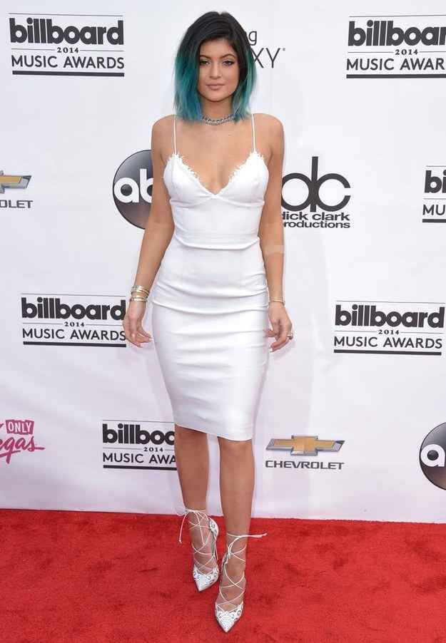 Kylie Jenner 2014 Billboard Music Awards