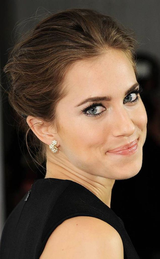 Allison Williams. I get told I look like her all the time. I'll take it!