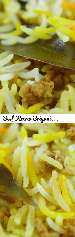 Beef Keema Briyani Recipe  By Food Fusion... Tags: food, fusion, keema biryani, biryani, keema biryani by food fusion, how to make qeema biryani, keema biryani recipe, biryani recipe, qeema biryani recipe, qeema biryani, keema biryani recipe by food fusion, Beef Keema Briyan Recipe By Food Fusion, Keema Briyan Recipe By Food Fusion, qeema biryani by food fusion, biryani by food fusion, eid recipe, eid recipes, eid recipes