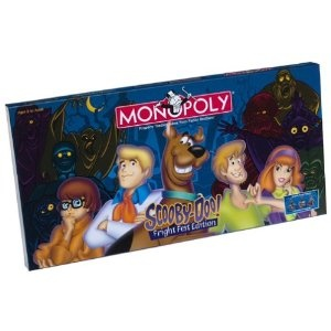 Scooby Doo Fright Fest Edition Monopoly Board GameFright Fest, Doo Fright, Monopoly Boards, Fest Editing, Editing Monopoly, Monopoly Games, Boards Games, Board Games, Scooby Doo