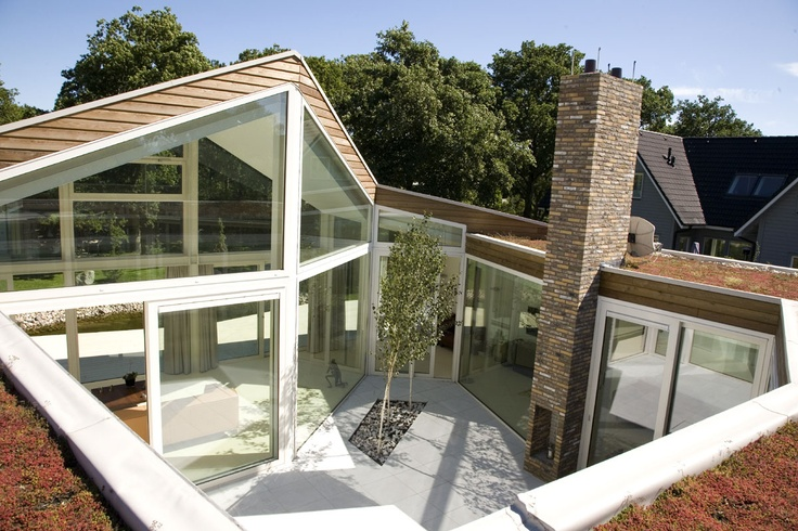 Villa BH, the Netherlands by WHIM architecture