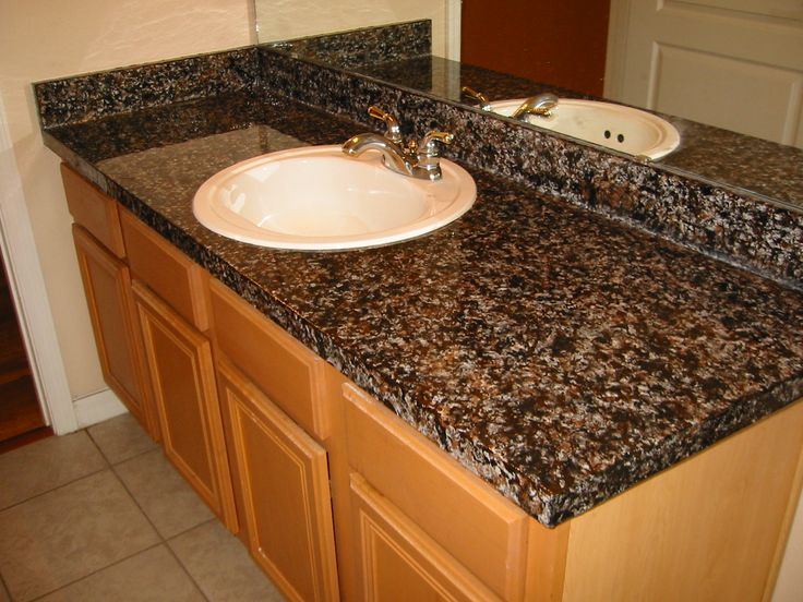 Granite Countertop Plywood ~ Best plywood floors images on pinterest faux granite
