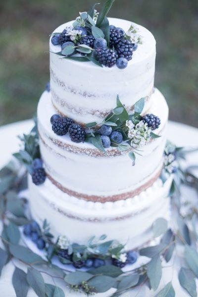 Dusty Blue Winter Wedding