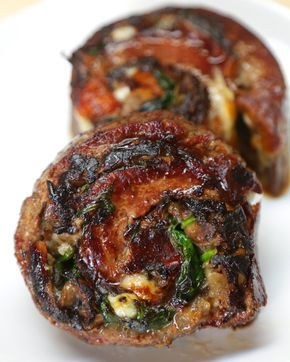 Stuffed Steak Rolls | Here Is How You Roll Up Steak And Make A Totally Delicious Meal