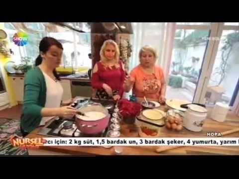 Nursel'in Mutfağı Laz Böreği Tarifi izle 1 - YouTube