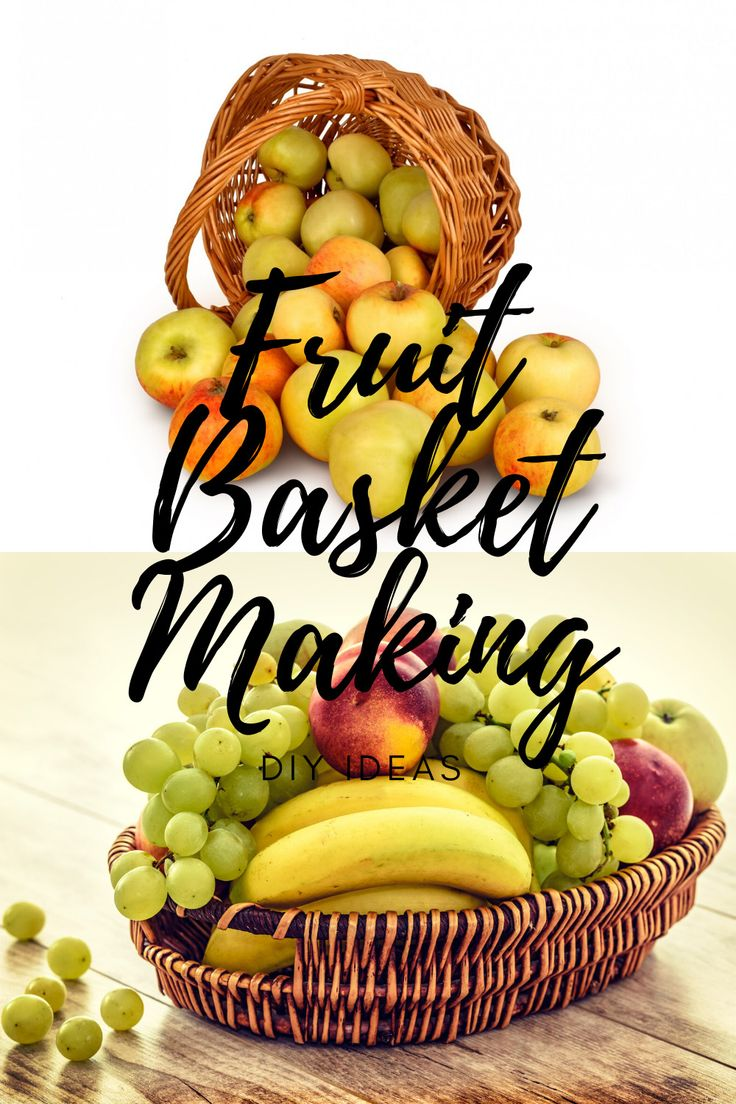 How to Make a Fruit Basket with Newspaper in 2020
