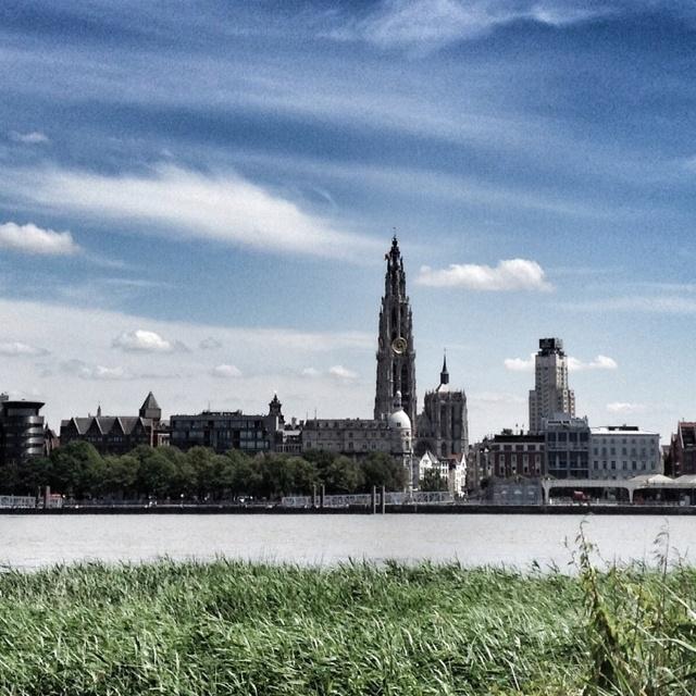 Antwerpen: Rede