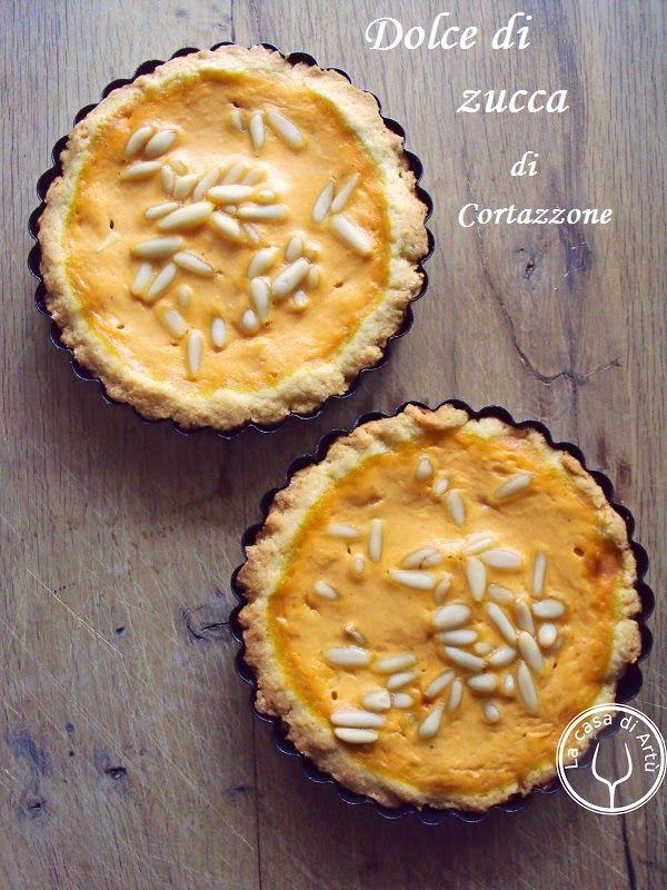 Dolce di zucca di Cortazzone | Cucina Piemontese