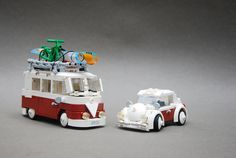 VW Camper and Beetle