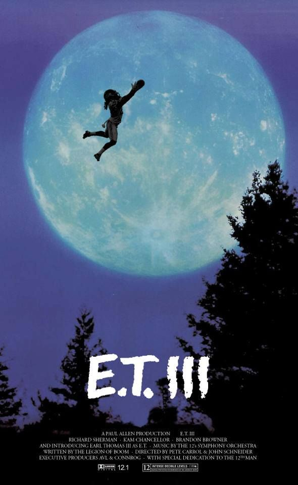 Seattle Seahawks - Earl Thomas III E.T. III