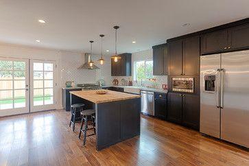 Modern Craftsman - modern - Kitchen - Los Angeles - Carley Montgomery
