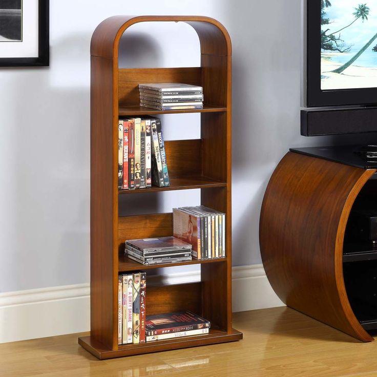 Jual Curve DVD Storage Rack & Reviews | Wayfair UK