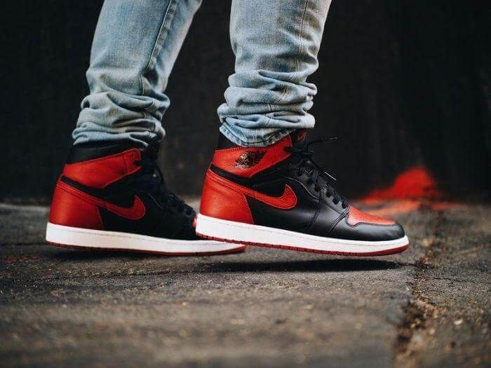 Ways To Wear Air Jordan 1 Bred With Images Air Jordans
