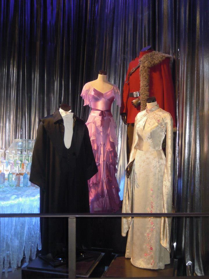 Welcome to the Yule Ball, Harry Potter Studios, Londra- Ballo del Ceppo.