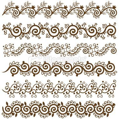 Image result for mehndi vector