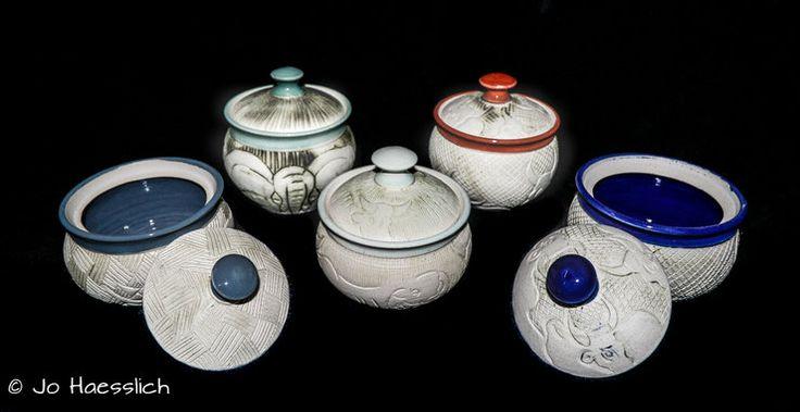 Meshack's Ceramics | Sugar Bowls by Crafty Duckling