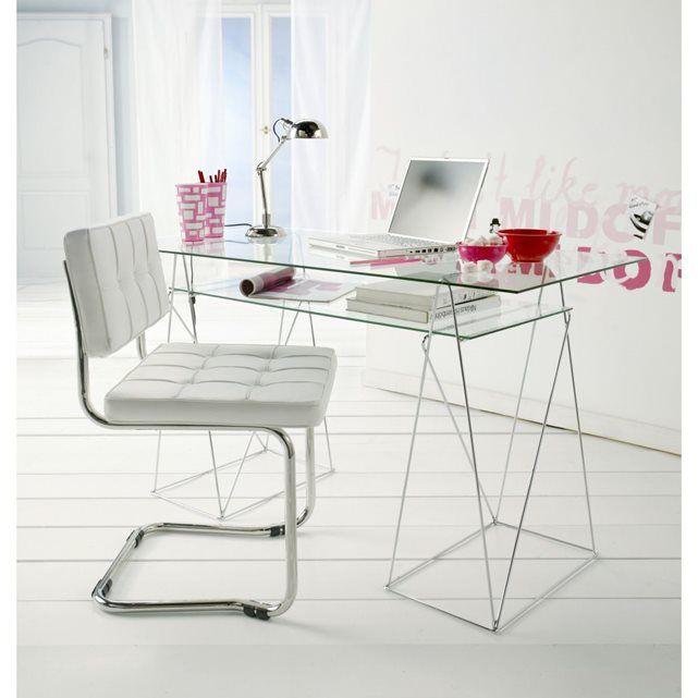 Bureau en verre Polar Kare Design KARE DESIGN