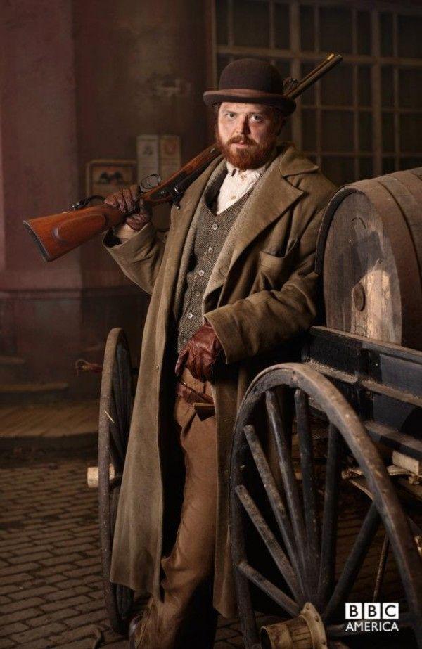 Copper BBC America