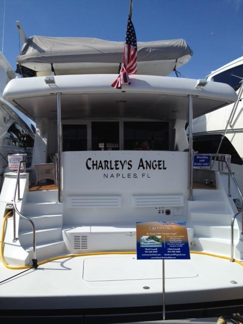 20 best 2012 miami yacht brokerage show images on for Angel boats and motors