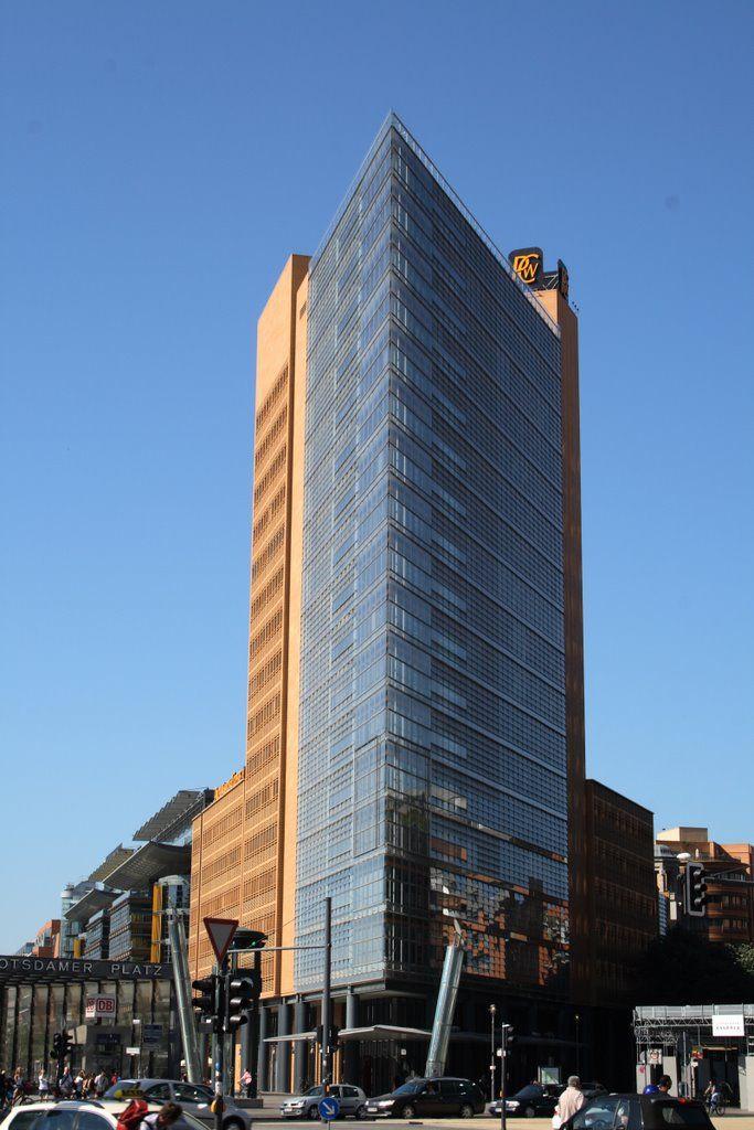 Renzo Piano Hochhaus Berlin, Germany