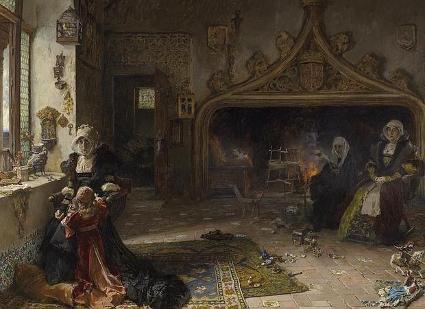 Catalina de Austria vivió 17 años junto a su madre trastornada, bajo un régimen de vejaciones y maltrato físico, en su jaula de oro de Tordesillas