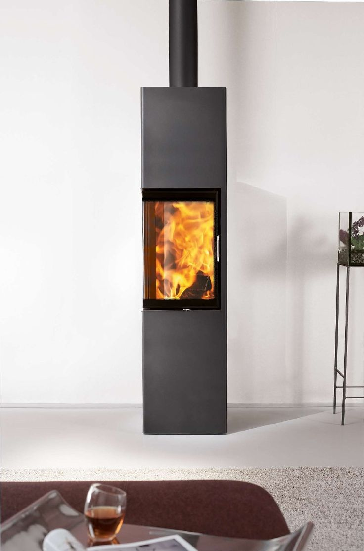 STUFE A LEGNA | AUSTROFLAMM - SLIM 2.0. Wood Burning StovesTemplateModern  ...