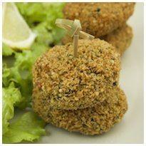 Polpette di quinoa e pollo - http://www.nonsolopiccante.it/2014/03/13/polpette-di-quinoa-e-pollo/