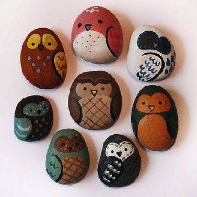 Piedras pintadas!!!