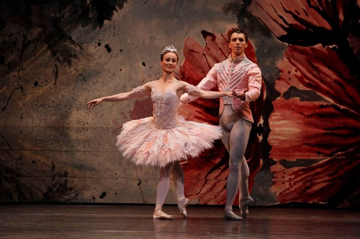 Madeleine Eastoe & Kevin Jackson Nutcracker Australian Ballet
