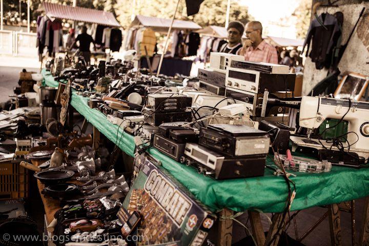 Programa de Carioca: Feira de antiguidades da Praça XV - Blog Sem Destino