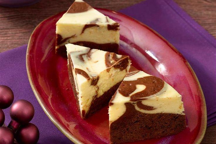 Wer sagt, dass ein Käsekuchen groß und kalorienreich sein muss? Die Ecken sind besonders bei den kleinen Kuchenessern beliebt!