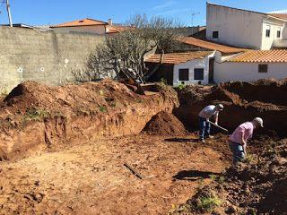 NSilva Remodelação de Espaços: Piscina Serra dos Mangues