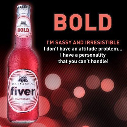 Are you BOLD enough? #fcfiver