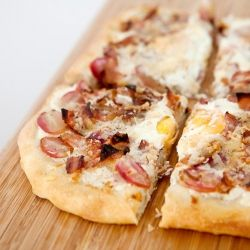 Egg pizza, Prosciutto and Parmesan on Pinterest